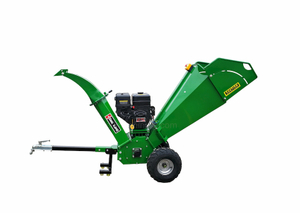 15HP Gasoline Engine Wood Chipper